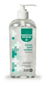 Minicab Drivers - Hand Sanitiser