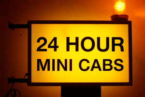 You can stop paying the operator to run the minicab office