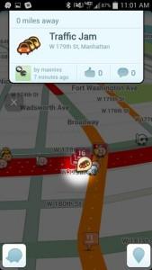 Waze - Traffic Jam